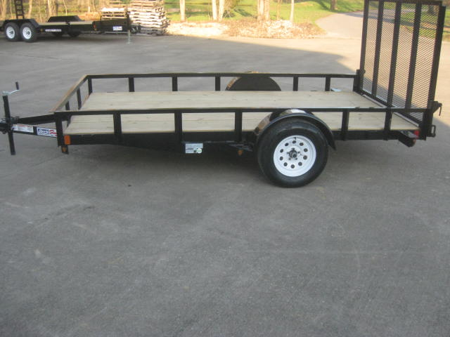 "2019  Liberty Industr 78""x12' 3.5k HD Trailer"