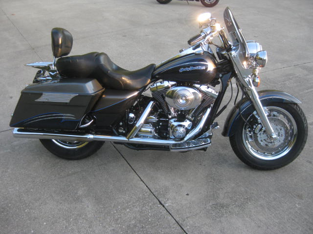 2004 Harley Davidson  FLHRCI Roadking Classic Special Edition